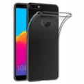 Capa de silicone para Huawei Y7 2018