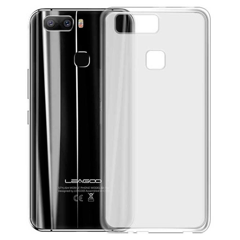 Funda de silicona para Leagoo S8 Pro