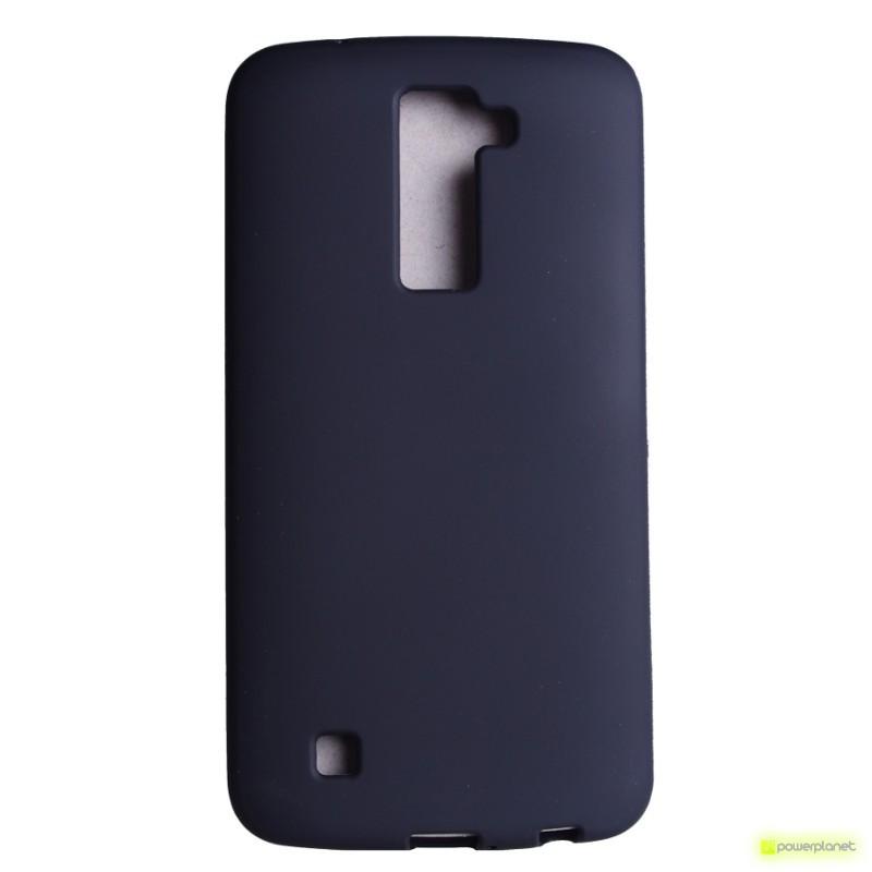 Funda de Silicona LG K10