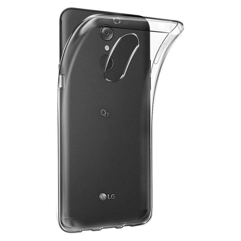 Funda de silicona para LG Q7