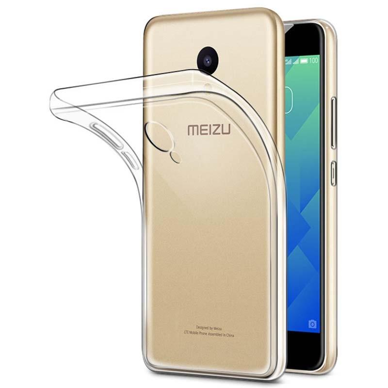Funda de silicona para Meizu M5