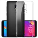 Capa de silicone para Meizu M8 Lite