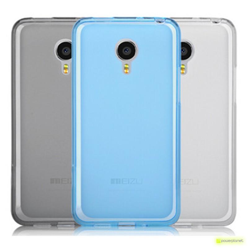 Capa de Silicone Meizu MX4 PRO