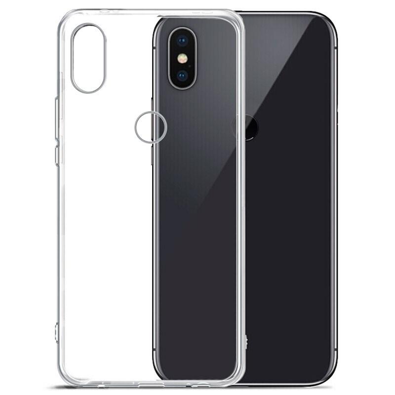 Capa de silicone para Xiaomi Mi A2