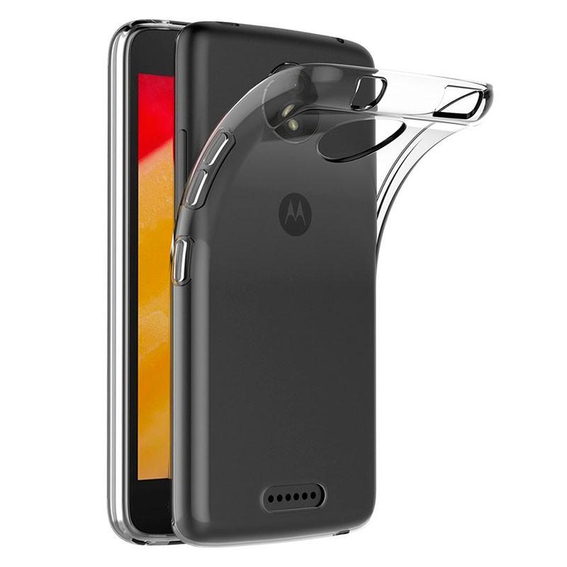 Capa de silicone para Motorola Moto C Plus