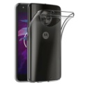 Capa de silicone para Motorola Moto X4