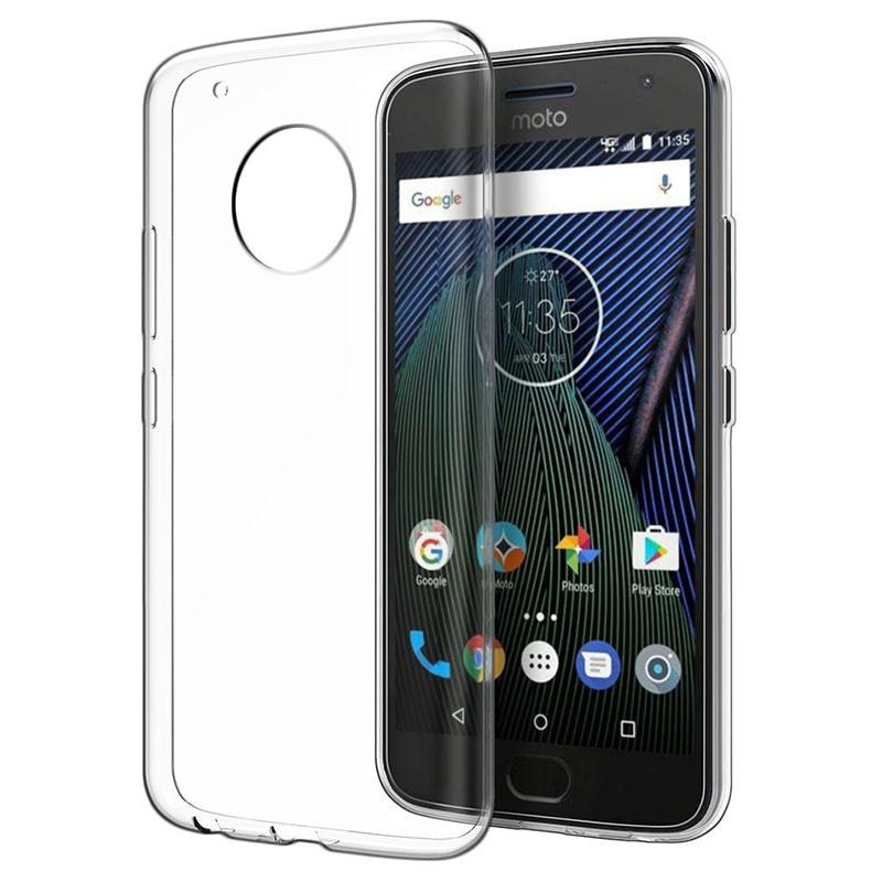Funda de silicona para Motorola Moto G6 Play