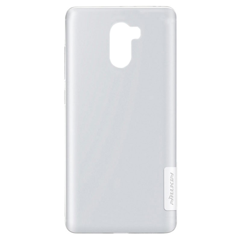 Capa silicone Nature de Nillkin para Xiaomi Redmi 4