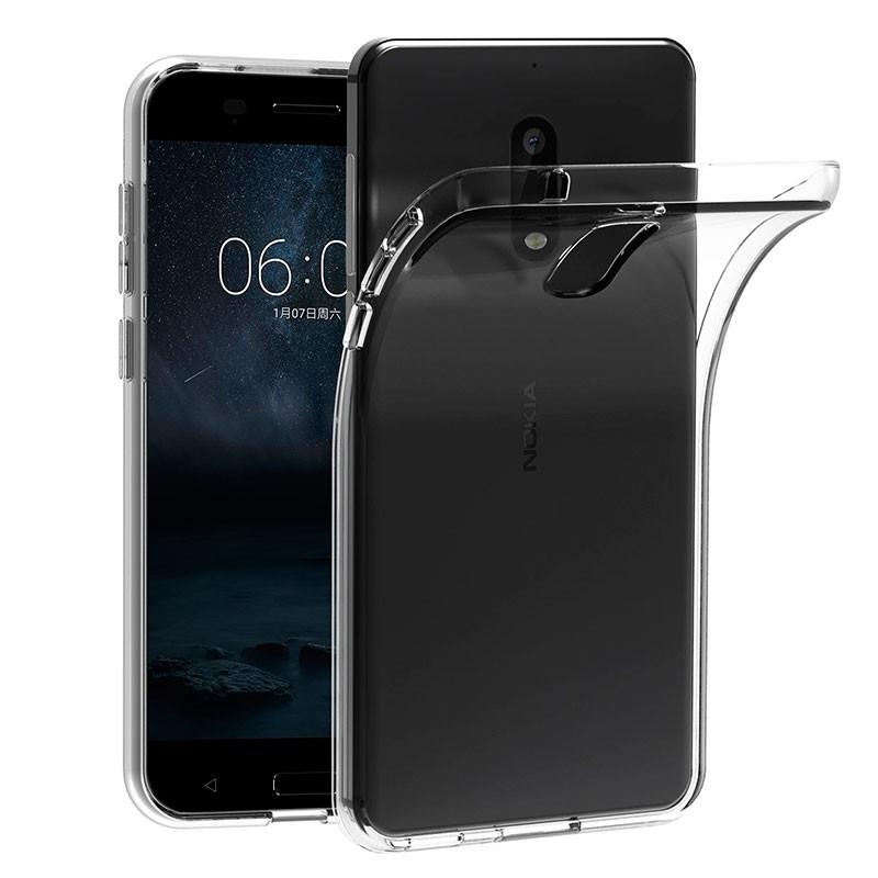Funda de silicona para Nokia 6 2017