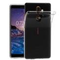 Funda de silicona para Nokia 7 Plus
