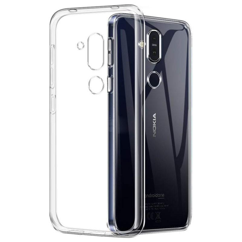 Funda de silicona para Nokia 8.1
