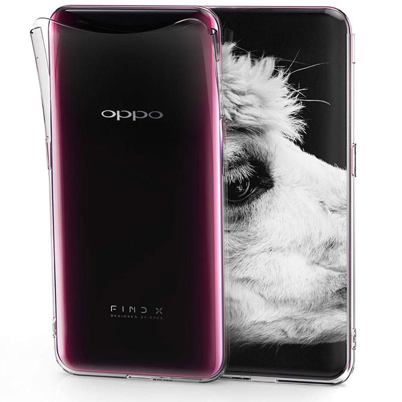 brand new b2fe0 dcfba Oppo Find X TPU Case