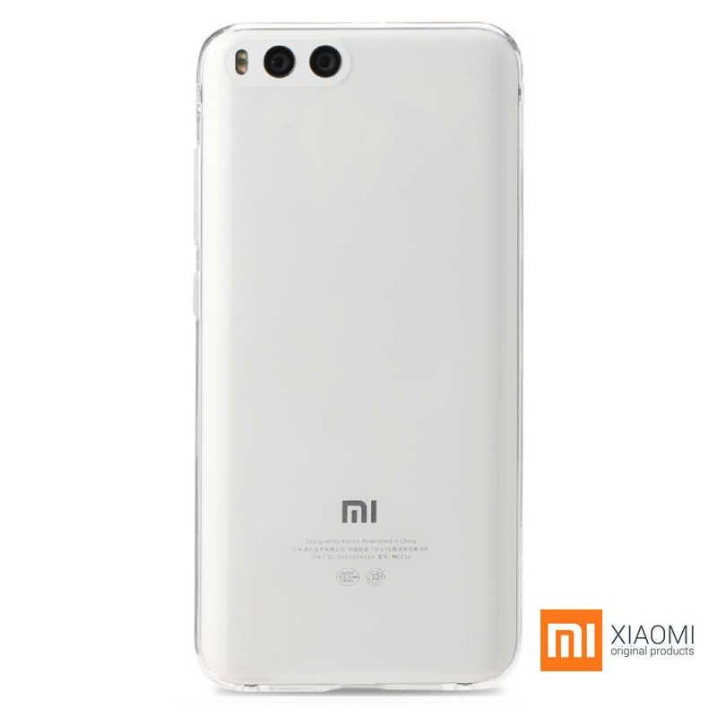 Funda de silicona Xiaomi Mi6 Original