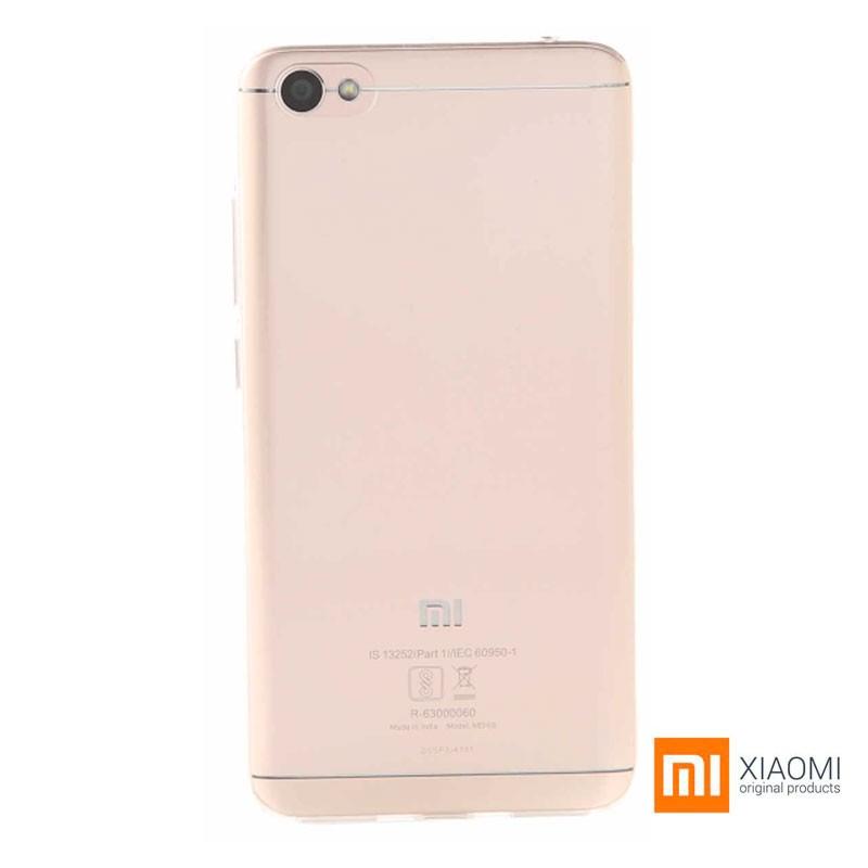 Funda de silicona Xiaomi Redmi Note 5A Original