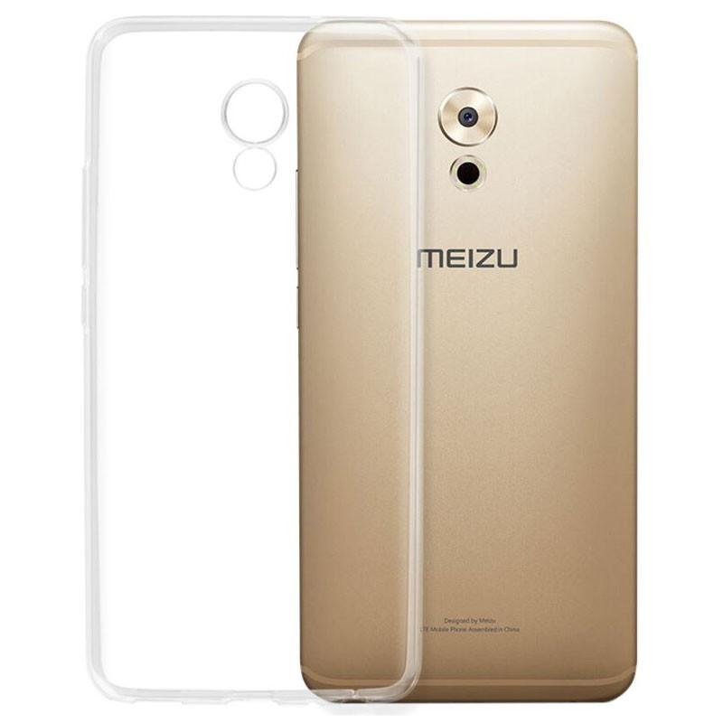 Capa de silicone para Meizu Pro 6 Plus
