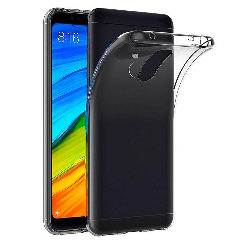 Funda de silicona para Xiaomi Redmi 5