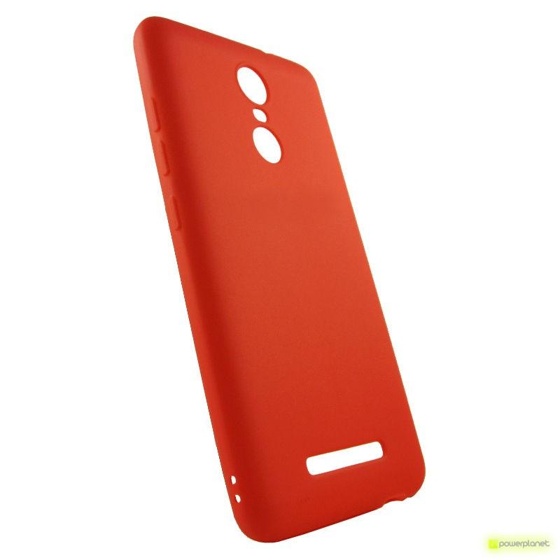 Capa de Silicone para Xiaomi Redmi Note 3