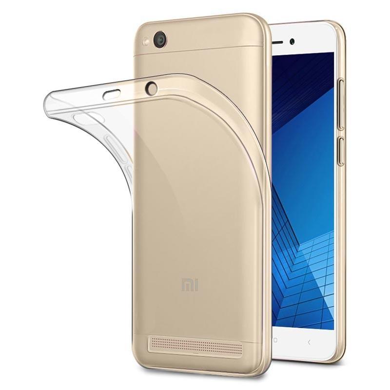 Funda de silicona Xiaomi Redmi Note 5A