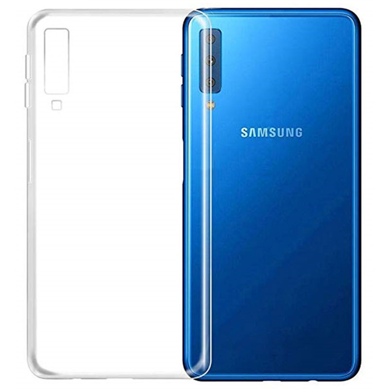 0222d5c5a52 Comprar Funda de silicona Samsung Galaxy A7 2018 - PowerPlanetOnline