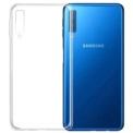 Funda de silicona para Samsung Galaxy A7 2018