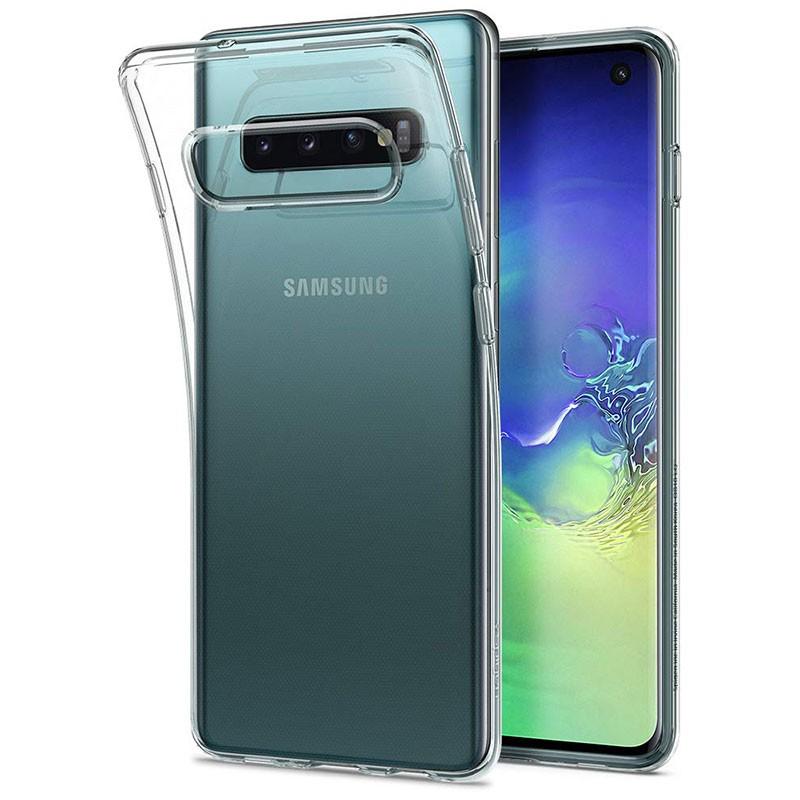 Funda de silicona para Samsung Galaxy S10