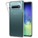 Capa de silicone para Samsung Galaxy S10
