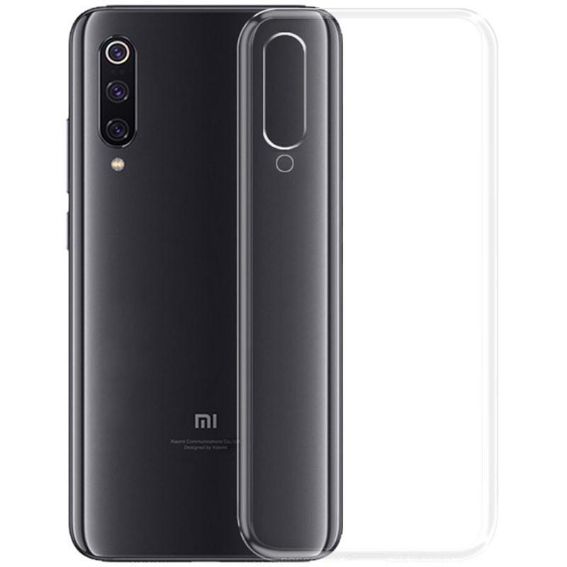 Funda de silicona para Xiaomi Mi 9