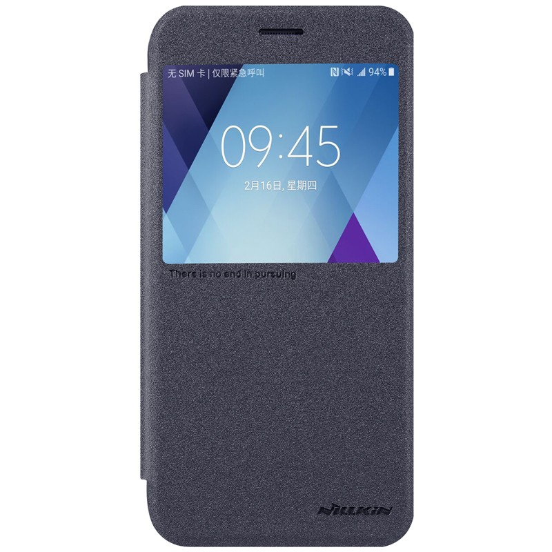 Funda de cuero Sparkle de Nillkin para Samsung Galaxy A5 2017
