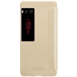 Meizu Pro 7 Nillkin Sparkle Leather Case - Item1