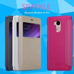 Nillkin Capa de Couro Sparkle Xiaomi Redmi 4 Pro - Item10