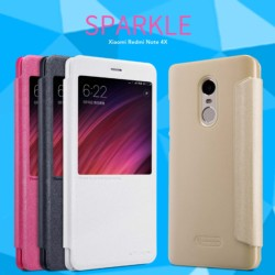Funda de cuero Sparkle de Nillkin para Xiaomi Redmi Note 4 - Ítem10