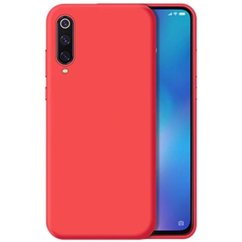 Funda de silicona Liquid Premium para Xiaomi Mi 9