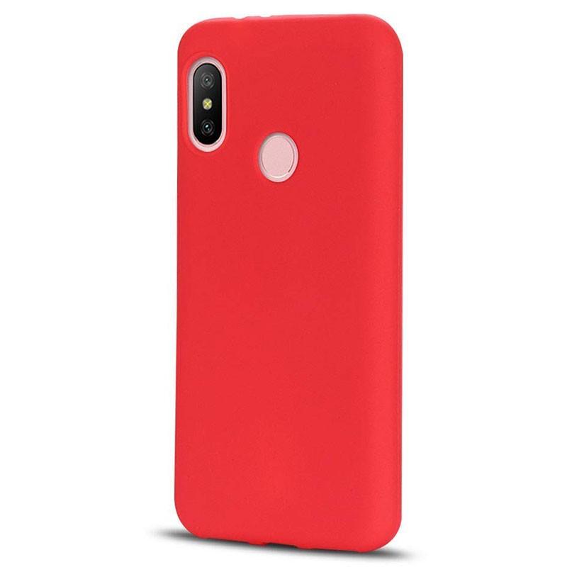 Capa de silicone Liquid Premium para Xiaomi Mi A2
