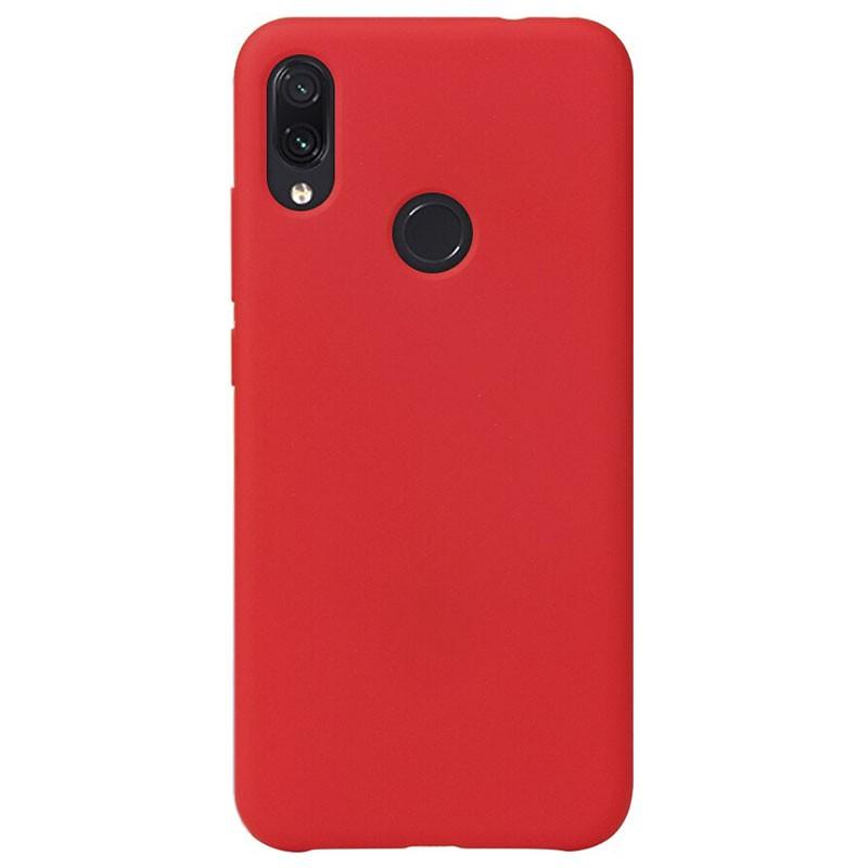 Funda de silicona Liquid Premium para Xiaomi Redmi 7