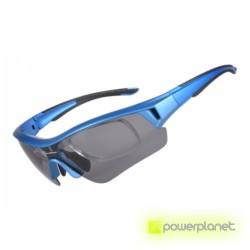 Óculos Ciclismo Polarizados SP57 Rockbros - Item1