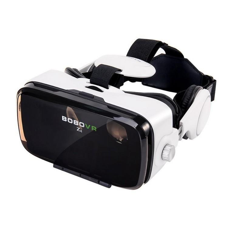 Óculos VR BoboVR Z4 3D 120º com Auriculares