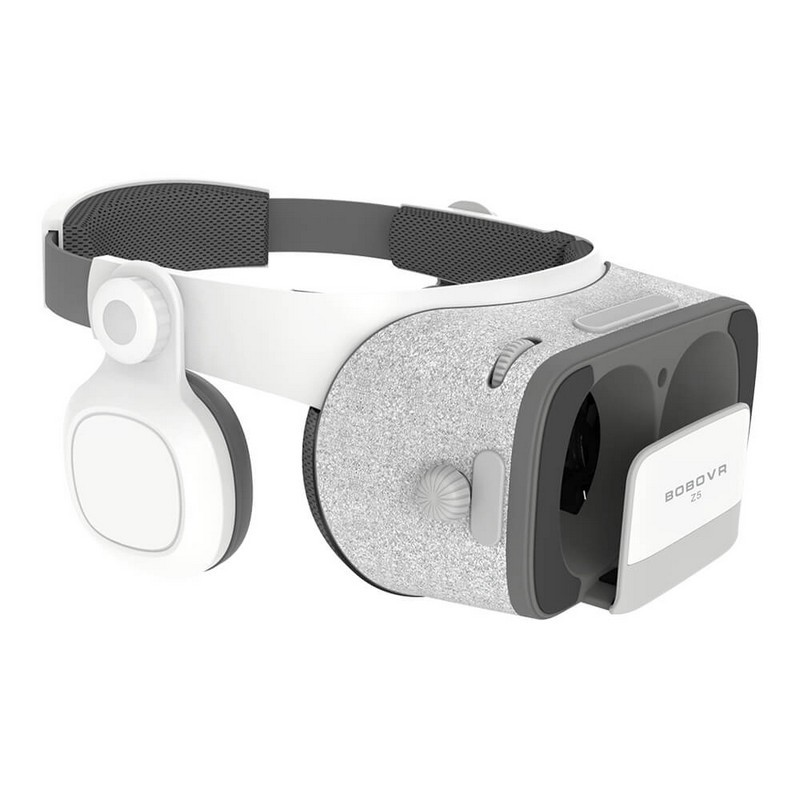Glasses VR BoboVR Z5 3D Sound - 6 touch points in the viewfinder, HIFI sound, 3D sound, VR command, compatible with Daydream