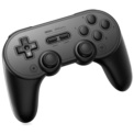 Gamepad 8bitdo SN30 Pro Plus Black Ediçao