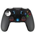 Gamepad IPEGA PG-9099 - D-Pad Intercambiable - Luces LED - Motor de Vibración Dual - Soporte para Smartphones - Móviles de hasta 6.2 pulgadas - Modo TURBO - Bluetooth 3.0 - Compatible con PC, Android TV, Smartphones y Tablets