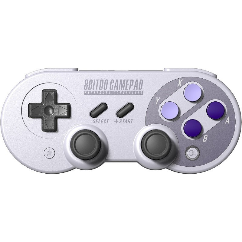 Gamepad 8bitdo SN30 Pro Compatible con Nintendo Switch