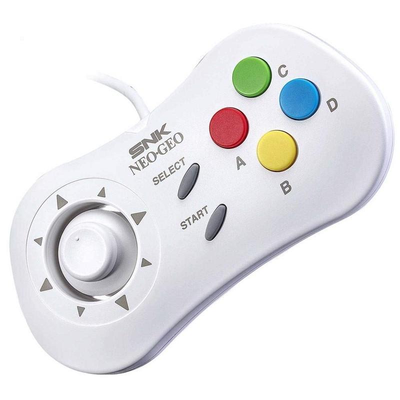 Gamepad SNK Neo Geo Mini Branco