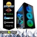 PC Gaming Ryzen 5 2400G/16GB RAM/240GB SSD/GTX1050Ti 4GB/ Bad Ass