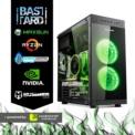 PC Gaming Ryzen 3 2200G/8GB/120SSD+1TB/GTX 1050Ti/Bastard