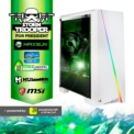 PC Gaming Intel I5 8600K/16GB/120GB+2TB/GTX1060TI 6GB Storm Trooper For President