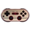 Gamepad 8bitdo F30 Pro - Zona frontal de gamepad; mapeado de botones, dos joysticks, cruceta, gatillos (conexión inalámbrica compatible con switch, pc, android, iOS etc.)
