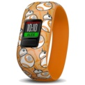 Garmin Vívofit JR 2 Star Wars BB-8 - Orange - Interactive Smartband - Special for Kids - Daily Aims - Alerts - Remote Control - Smartphone Synchronization - Rugged 5ATM - Star Wars Special Design BB-8