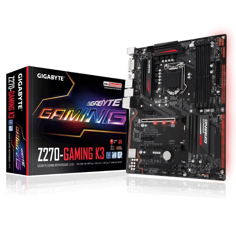 Gigabyte Ga-Z270 Gaming K3 placa base