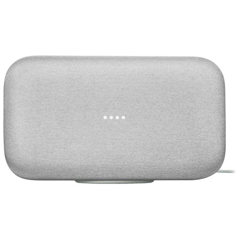 Google Home Max Blanco Tiza - Altavoz Inteligente Multiroom