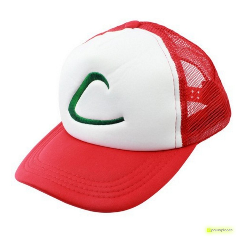 29330854c7c0c Comprar Gorra Ash Ketchum - PowerPlanetOnline.com