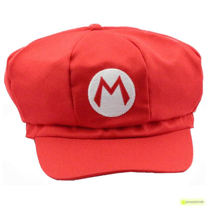 Gorra Mario